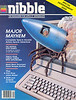 Major Mayhem : Major Mayhem was a quick little game I wrote in 1985 while I was living with my Dad in Salt Lake City, Utah.  It took me about 2 weeks to polish up and I eventually sent it in to Nibble Magazine and they published it in their December 1987 issue (over 2 years after I wrote it!)